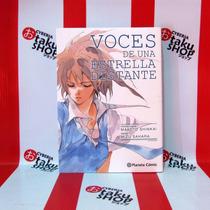 Voces De Una Estrella Distante (hoshi No Koe) Español Manga