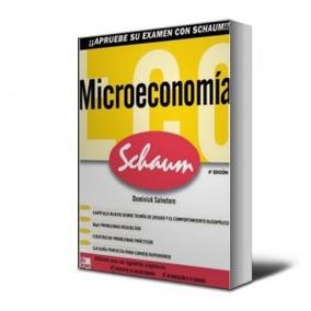 Libro Microeconomía, Dominick Salvatore,4a Ed.- Pdf