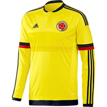 Camisas Deportiva Adidas Fcf H Colombia Home Soccer Jersey