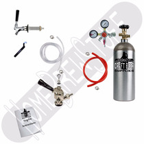 Kit Dispensador De Cerveza Para Barra Con Tanque Craft Beer