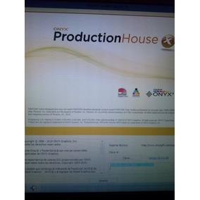 Rip Impresion Plotter Gran Formato Onyx Production House X