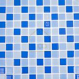Pastilha De Vidro Cristal Mix Azul Piscina - Frete Grátis