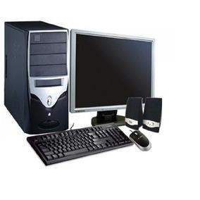 Cpu Completa Core 2 Duo 3.0ghz 4gb Ddr2 + Monitor 17