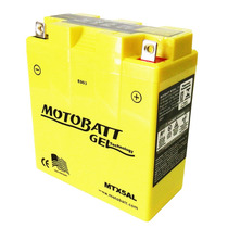 Bateria Gel Motobatt Mtx5al Yb5l-b Yamaha Cripton Crypton