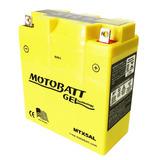Bateria Gel Motobatt Mtx5al Yb5l-b Yamaha Xtz 125