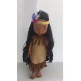 Muñeca Indianorteamericana De 40cm