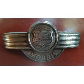 Insignia Auto Antiguo Morris