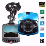 Camara Seguridad Auto Dash Cam Full Hd 1080p Valpoimport.cl