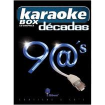 3 Cd+g Karaoke Box Originales Nuevos En Español E Ingles 90s
