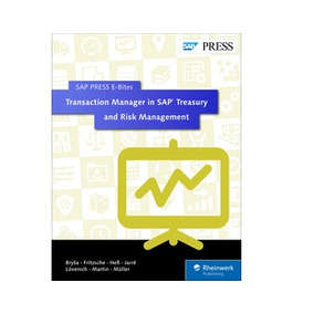 Sap Press Transaction Manager In Sap Treasury And Risk
