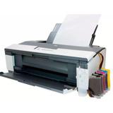 Reset Epson T1110 Almohadillas Partes Inkpads Tinta Continua