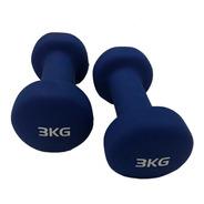 Par De Mancuernas Neoprene De 3 Kg Gym Funcional Fitness Jbh