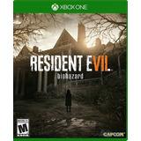 ..:: Resident Evil 7 Biohazard ::.. Para X Box One Gamewow