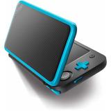 Nintendo 2ds Xl + 6 Juegos Originales
