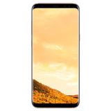 Celular Libre Samsung Galaxy S8 Plus Dorado