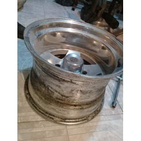Rines Primepara Pick Up O Dodge De Aluminio 15 X10