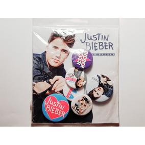 Pins, Botones Para Morral Justinjustin Bieber Envio Incluido