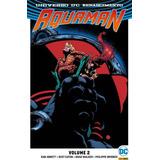 Aquaman Renascimento 2 Panini Comics Novo Lacrado
