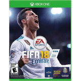 Fifa 18 Para Xbox One En Fisico, Sellado Standar Edition