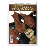 Deadpool Vs Old Man Logan # 3 - Televisa