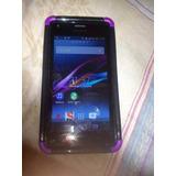 Teléfono Sony Xperia M Doble Sim, Liberado, Android 4.2