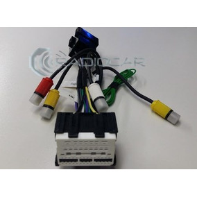 Chicote Adaptador Mylink Para Veículos Lt/ Ls /joy Com Rca