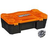 Beyblade Burst Porta Tops Beylocker Caja Original / Diverti