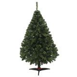Arbol De Navidad Monarca De Lujo Verde 160 X 120 Cm Adorno