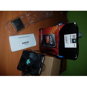 Procesador Amd Fx 8320 Am3+ 3.5ghz Oc 4,2ghz 8 Núcleo Nuevo