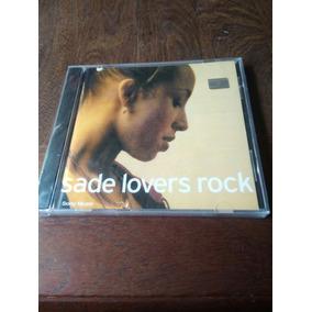 Cd Sade Lovers Rock Nuevo Cerrado Oferta Envios