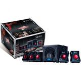 Parlante Genius Gamer 5.1 80w Sw G5.1 3500 - Las Piedras