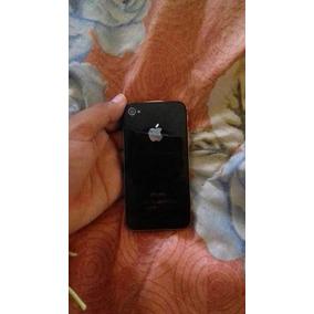 Iphone 4s 16 Gb 8mp 100% Original Anatel+capa+película Vidro