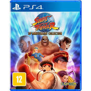 Jogo Street Fighter 30th Anniversary