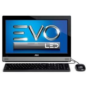 Desktop Aoc All In One - 20a25u-w81sl Com Intel Dual+brinde