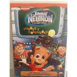 Dvd Jimmy Neutron - Fusões E Confusões - Aberto Disco Novo