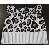 Childrens Place Gorro Lana Animal Print Levhe Importados