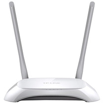 Roteador Wireless N Tl-wr840n Tp-link 300mbps, 2 Antenas