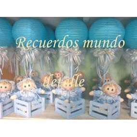 Centro De Mesa Para Baby Shower Bebe Tierno Niño Niña