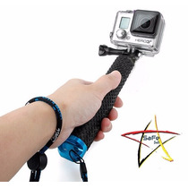 Monopod Gopro Selfie Brazo Extensible Waterproof Sumergible
