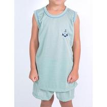 Kit 05 Pijama Infantil Masculino Atacado Para Revenda