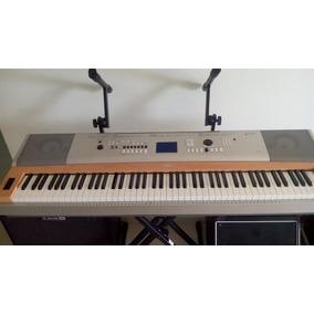 Piano Elétrico Yamaha Ypg-635 88 Keys