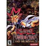 Juegos De Pc Yu-gi-oh! Power Of Chaos Digital
