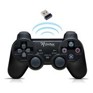 Control De Juegos Gamepad Inalámbrico Pc / Ps3 Con Vibración