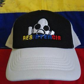 Gorras De Venezuela Ajustables Acrilicas, Planas Y De Malla