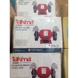 Esmeril De Banco 8 550w Takima 3500rpm Modelo Tkbg 200