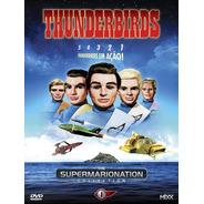 Thunderbirds Vol.1 - Box Com 4 Dvds - 8 Episódios - Luva
