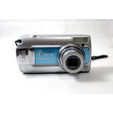 Cámara Canon Powershot A470 De 7.1 Mp.