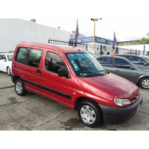 Peugeot Partner 1,9 Diesel Patagonica Año 2000