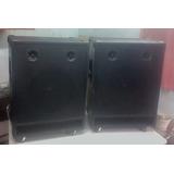 2 Cajas Con Parlante Electrovoice 15