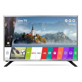 Smart Tv Lg 32 Hdmi Usb Vesa Wifi Webos 3.5 Procesador Dual